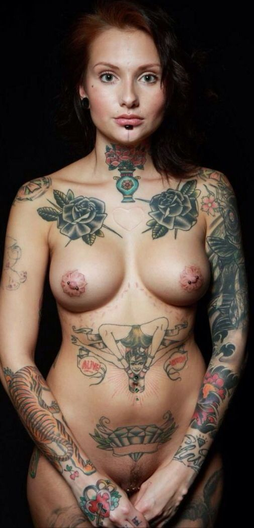 The truth about tattooed babes