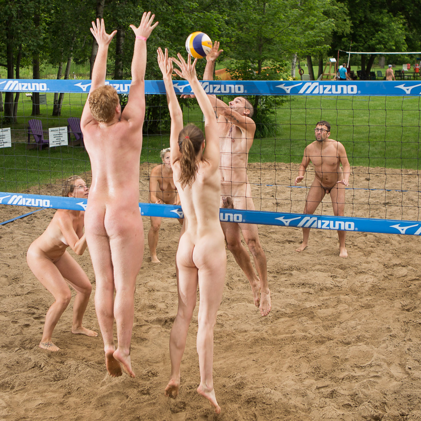 Search results for volleyball naked girls