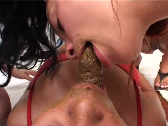 Scat domination, toilet slavery, humiliation dirty sex
