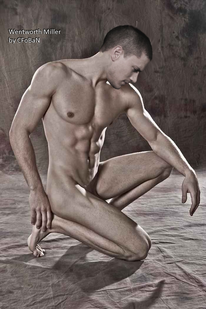 Naked Wentworth Miller Pics